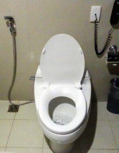ベトナムのトイレ