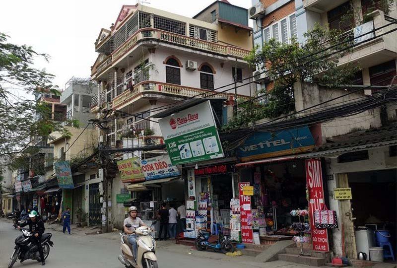 ベトナムの住宅